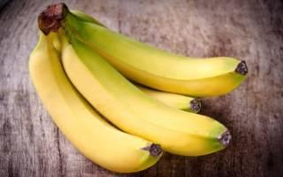 Можно ли есть бананы при язве желудка