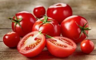 При атрофическом гастрите можно есть помидоры
