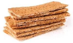 Хлебцы можно при язве желудка