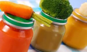 Детское питание взрослым при гастрите