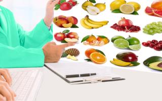 Какие фрукты можно есть при эрозивном гастрите